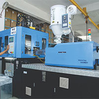 Moulding Bulb Machine