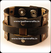 Leather Cuff Manufacturers