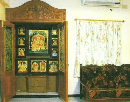 Home Decor That I Love as well Modular Pooja Cabi furthermore Pooja Mandir additionally Watch besides Slate Shower. on god room door designs