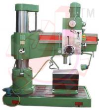 Double Column Heavy Duty Radial Drilling Machine