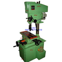 Milling Cum Drilling Machines