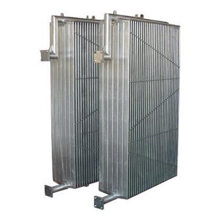 Swan neck type radiator swan neck radiator transformers for Household radiator design