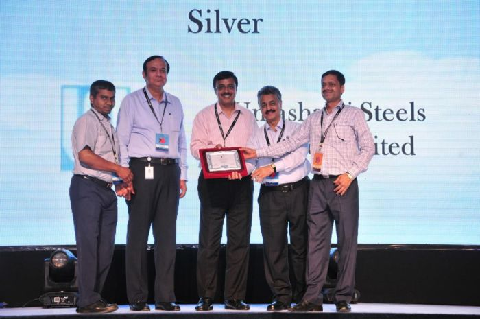 Received Best Debutant Award from Ashok Leyland for the Year 2014-15