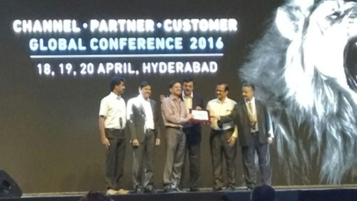 Received Best in class performance in Quality from Ashok Leyland for the Year 2015-16