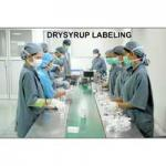 Dry Syrup Labeling