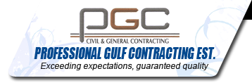 Professional Gulf Contracting Est.