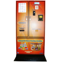 Automatic Ticket Vending Machines