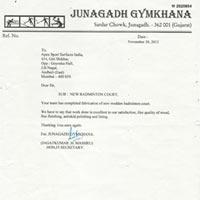 Junagadh Gymkhana