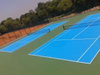 Outdoor Sports Floorings