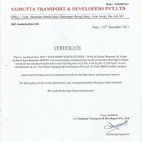 ST & Developer Pvt. Ltd.