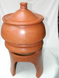 Terracotta Kitchen Utilities