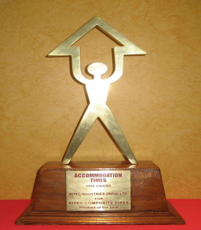 Accomodation Times Award 1998