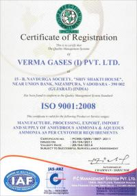 ISI 9001 : 2008