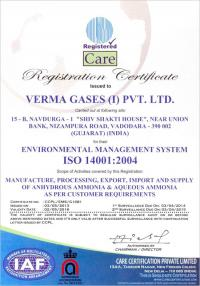 ISO 14001 : 2004