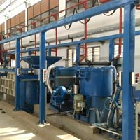 Auto Plating Plant with Drier On  Line