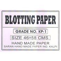 Hand Made Blotting Paper