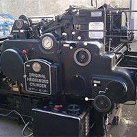 Heidelberg Cylinder Punching Machine