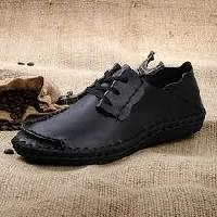 Mens Leather Footwear
