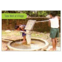 Tube Well at Village