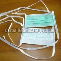 4 Ply Disposable Face Mask