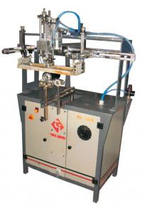 Semi Auto Round Screen Printing Machines