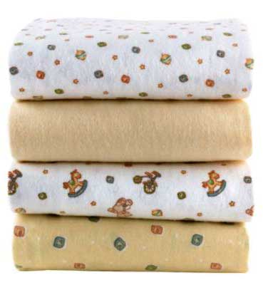 Flannel baby clothes baby flannel flat sheets flannel baby blanket