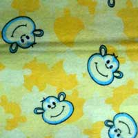 Printed Flannel Fabric (CIF 001)