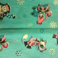 Printed Flannel Fabric (CIF 002)