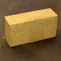 Refactory Fire Brick of Thickness (Size 9x4.5x3 MM)
