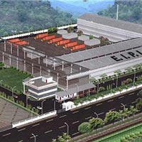 Eros Infrastructure  Pvt Ltd   Ltd – Butibori  Plant