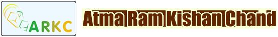 Atma Ram Kishan Chand