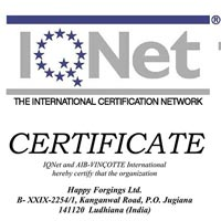 ISO 14001-2004 Certificate