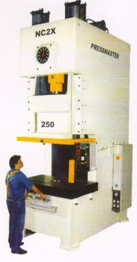 Single Point C Frame Press Machine