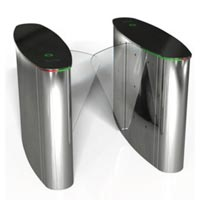 304 Stainless Steel Optical Turnstiles