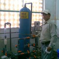 Demineralized Water System (MT - DWS - 01)