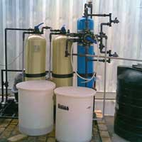 DM Water System