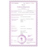 Sale Tax Registration Copy