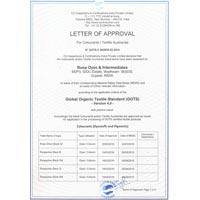Gots Final Certificate 01