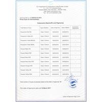 Gots Final Certificate 03