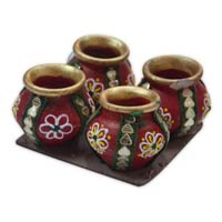 Decorative Matki Diyas