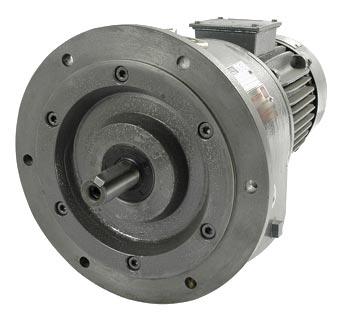 Flange mounted geared motor flange mounted motor geared for Flange mounted motor catalogue