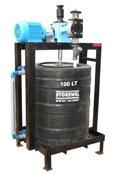 Chlorine Dosing System Chemical Dosing Pump Manufacturers In Pune