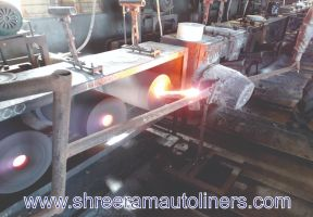 Centrifugal Casting Poaring Infrastructure(Founry Shop)