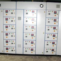 Electrical Distribution Panels Power Control Center Panel