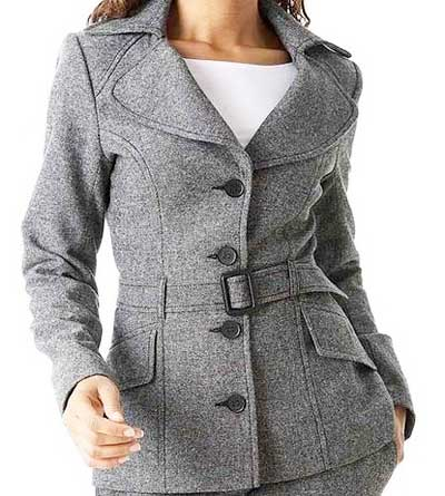Overcoat is clothing that is admired amidst ladies a lot and it is frequently worn in the wintry weather. Overcoat gives the warm feeling to body and