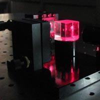 Mini Michelson Interferometer - 02
