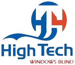 High Tech Window Blinds.