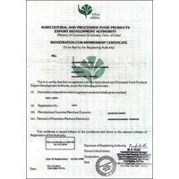 APEDA Membership