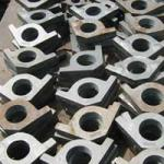 Axle Castings for Crane