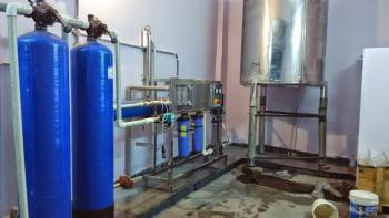 Automatic Drinking Water RO Plant